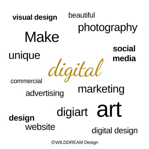 suunnittelu- ja markkinointityöt webdesign assaripalvelut visuaalinen suunnittelu mainostoimisto wilddream design