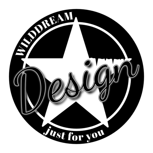 logo mainostoimisto wilddream design