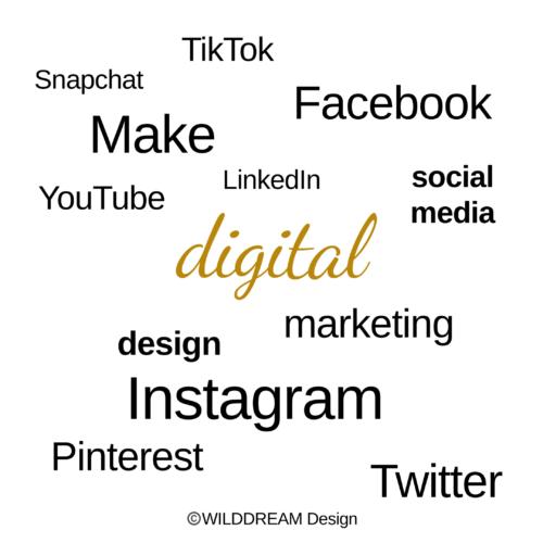 mainostoimisto wilddreamdesign somemarkkinointi markkinointikanavat mainokset ©WILDDREAM Design