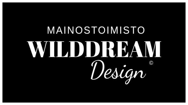 mainostoimisto wilddream design logo logon suunnittelu markkinointi somemarkkinointi verkkosivut wilddreamdesign.fi